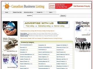Canadian Business Listing