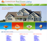 canadian Real Estate listing
