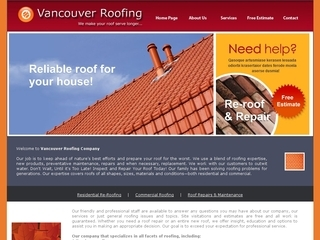 Vancouver Roofing Company